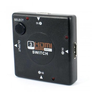 SWITCH HDMI 3 IN/1OUT SELECT
