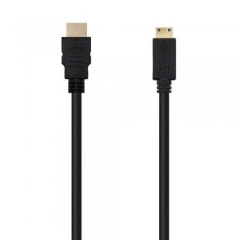 CABLE HDMI A MINI HDMI V1.3, A/M-C/M, 1.0 M