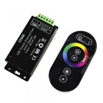 CONTROLADOR DE LED RGB GT666