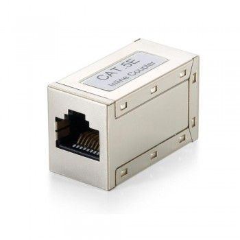 ACOPLADOR EN LINEA ETHERNET CAT.5E UL LISTED
