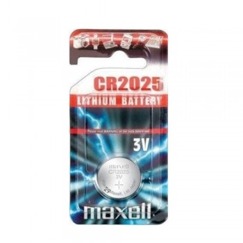 PILA MAXELL CR2025 3V