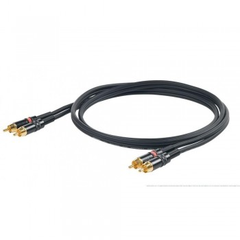 CABLE AUDIO 2RCA  A 2RCA 1,5M