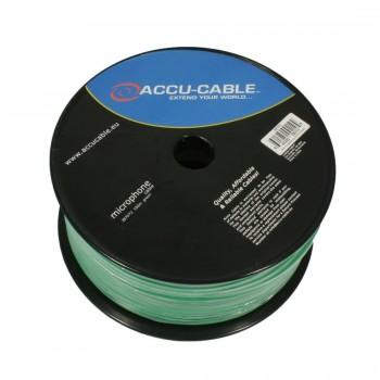 BOBINA CABLE DE MICRO ACCU-CABLE GREEN 100M