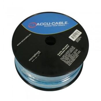 BOBINA CABLE DE MICRO ACCU-CABLE AC-MC/100R-BL BLUE 100M