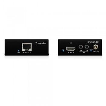EXTENSOR HDMI HDBASE 70M (4K HASTA 40M)