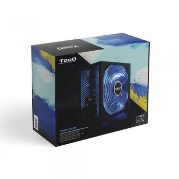 FUENTE TOOQ TQXGEII-700SAP GAMING 700W ATX12V V2.31 APFC 82+ LED ON/OF