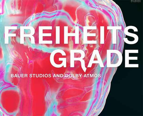 Monitores Neumann para un audio inmersivo en Bauer Studios (Alemania)