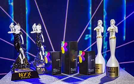 Premios a la Producción de KVANT Show.