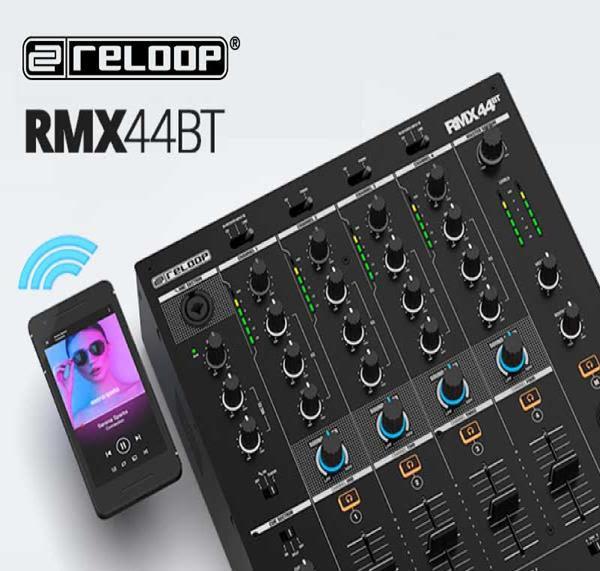Reloop RMX44BT